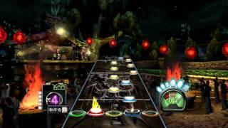 Dragonforce - Fields of Despair (Guitar Hero)