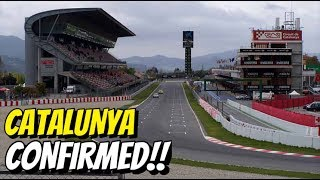 CATALUNYA circuit CONFIRMED for GT SPORT!!