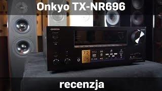 Onkyo TX-NR696 Recenzja / test sklep.RMS.pl KOD RABATOWY w opisie!