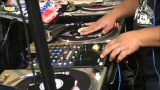 Breakbeat Lou at Rock and Soul Holiday Party 2012