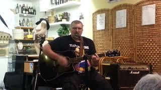 Video Karel Malcovský - Co všechno může říct - 2.3.2013 (Zašití písnič