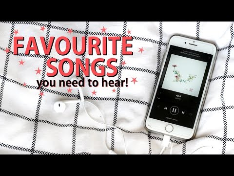 MY FAVOURITE SONGS YOU'VE NEVER HEARD!