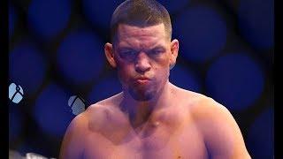 Nate Diaz Stockton Slaps Tyler Diamond At Combate Americas Show
