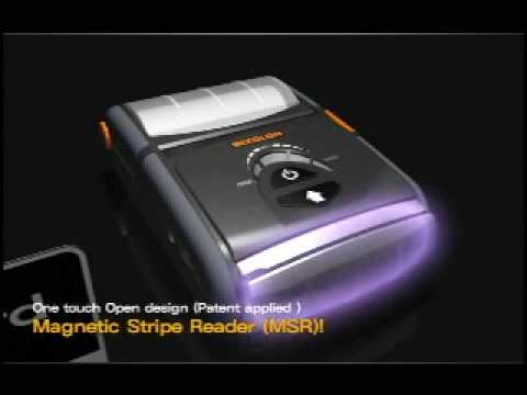 Bixolon SPP-R200 Mobile Receipt Printer