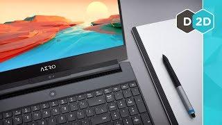 Aero 15 - RTX Laptop for Creators