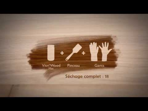 Comment vitrifier un parquet en bois de chêne tutoriel détaillé Protec'Wood
