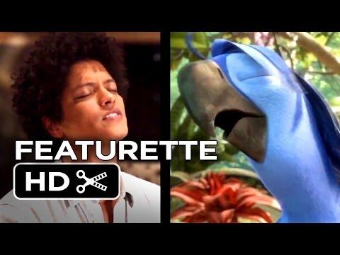 Rio 2 Featurette - The Beat Goes (2014) - Bruno Mars, Jesse Eisenberg Movie HD