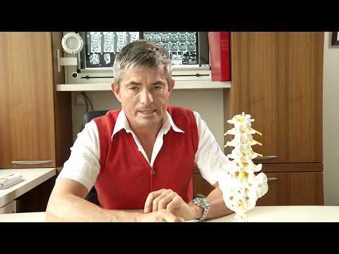 Wie mit Video Osteochondrose leben
