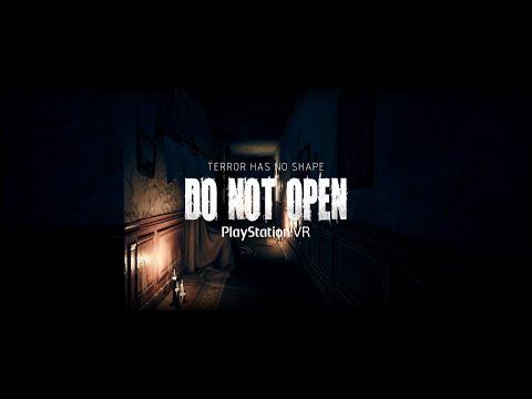 Do Not Open - Teaser de