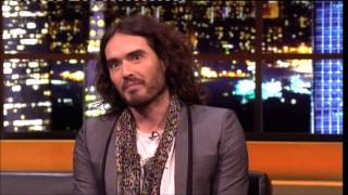 """Russell Brand"" On The Jonathan Ross Show Series 4 Ep 05 02 February 2013"