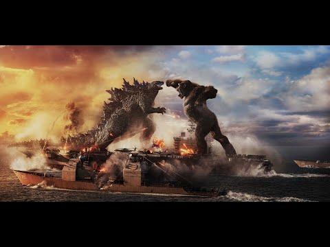 《哥吉拉 vs. 金剛》正式預告公開!
