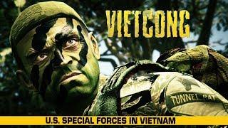 Trevor SF Tiger Stripe outfit Vietnam