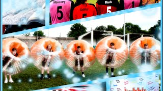 BUBBLE FOOTBALL 2016 - Vlog by ItsMeNini