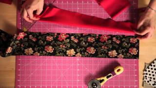 Quilty: Half-Square Triangle Shortcut