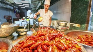 Chinese Street Food Tour in Shanghai, China | Street Food in China BEST Seafood - Video Youtube