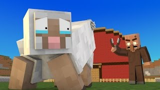 Sheep Life    Minecraft Animation