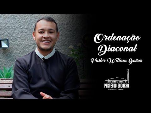 Ordenação Diaconal - Frater Willian