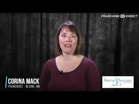 , title : 'Meet Corina Mack, Patrice & Associates Franchisee