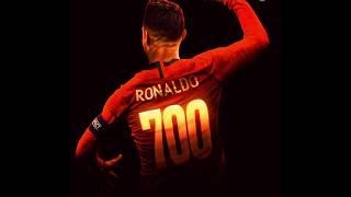 Cristiano Ronaldo: 700 Career Goals