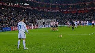 When Cristiano Ronaldo Uses Intelligence in Football