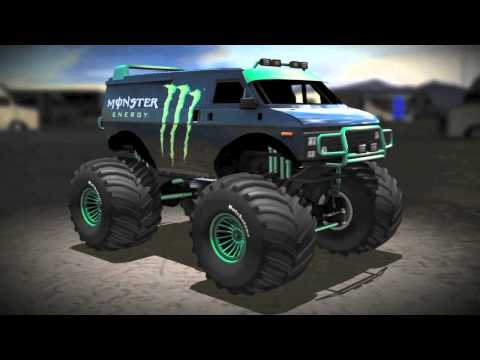 MMX Racing wideo