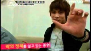 SHINee jonghyun sings SS501 - Love Like This
