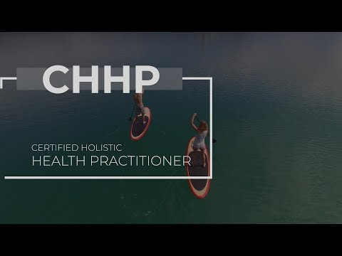 Certified Holistic Health Practitioner - Trinity School of Natural ...