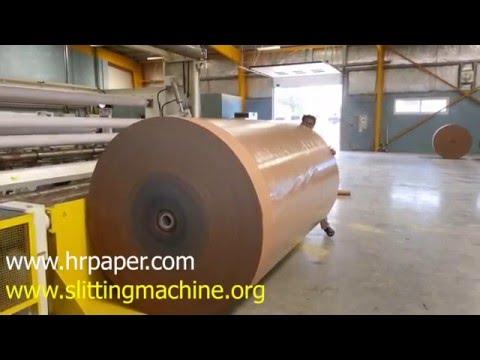 Kraft Paper Slitting