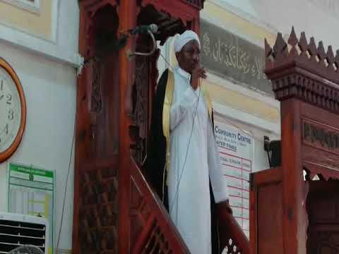 Sheikh Tajuddeen -Khutbah (Arabic) [Lailatul Qadr & the Killings in Zamfar & Katsina States] 24-5-19