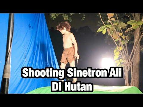 Shooting Sinetron Ali di hutan | MNCTV