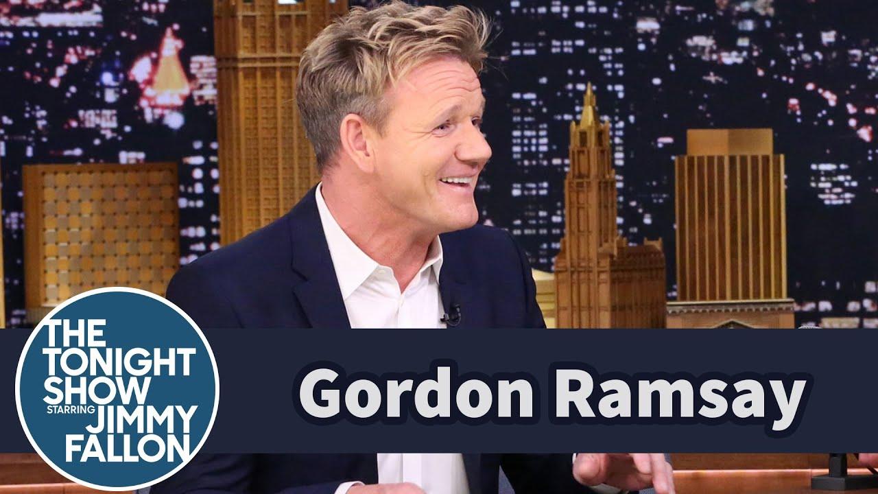Gordon Ramsay Makes His Kids Cook Thanksgiving Dinner thumbnail