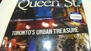 Обзор фото книги: Queen Street.(Toronto reference book review)