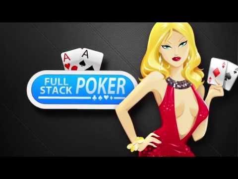 Video of Full Stack Poker