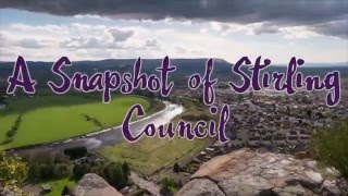 A Snapshot of Stirling Council