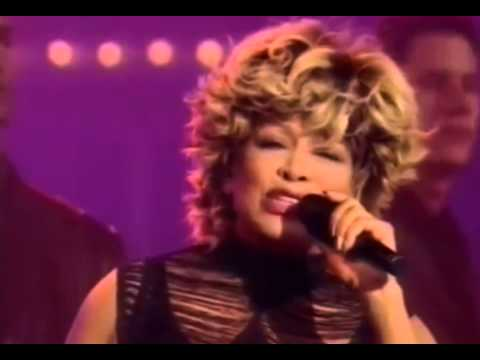 Tina Turner - Don't Leave Me This Way - 2000