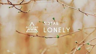씨스타 (SISTAR) - Lonely Piano Cover