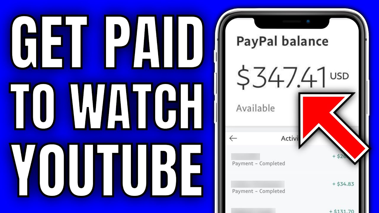 Generate Income Online Seeing YouTube Videos (AVAILABLE WORLDWIDE) thumbnail