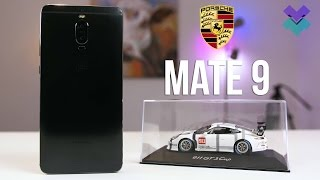 Huawei Mate 9 Porsche Design Review: My Very First Porsche!
