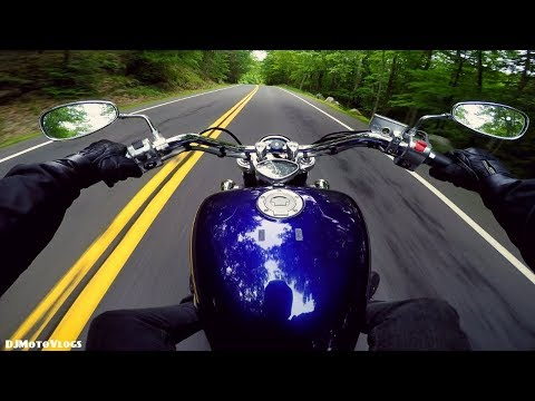 Riding THE BADDEST CRUISER EVER! – Yamaha Warrior 1700cc Test Ride