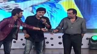 Ali Funny Punch Dialogues | Brahmanandam | Attarintiki Daredi Audio Launch | Pawan Kalyan | Samantha