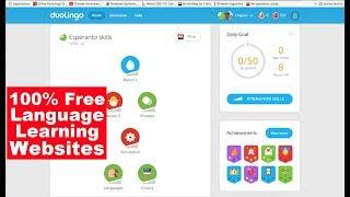 7 best free language learning websites