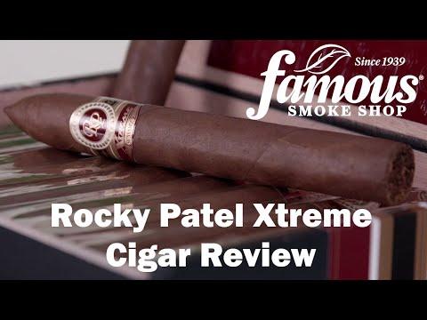 Rocky Patel Xtreme video