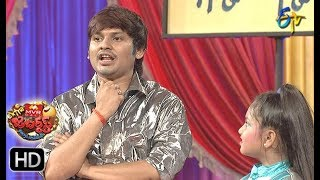 Rocking Rakesh Performance | Extra Jabardasth | 13th July 2018 | ETV Telugu