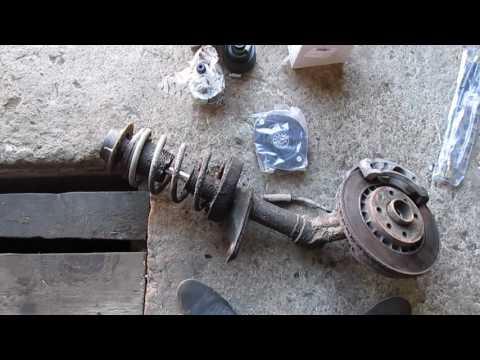 нексия ремонт передней подвески