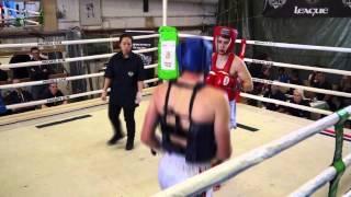 Supremacy Amateur League IV - Zoran Milic vs Johan Barr