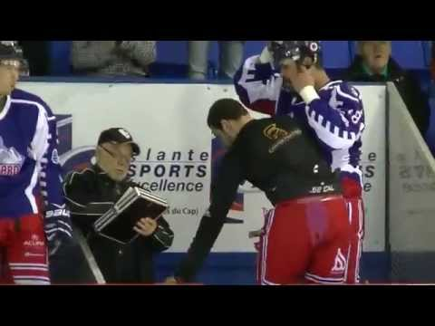 Hubert Poulin vs. Guillaume Coudé-Tremblay