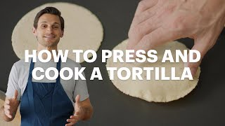 How to press and cook a tortilla that puffs | From Kernel to Masa (Ep. 7)