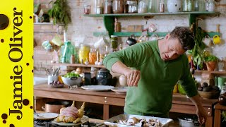 Farmhouse Roast Chicken | Keep Cooking Family Favourites | Jamie Oliver