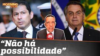 Vice da Câmara ameaça Bolsonaro com impeachment