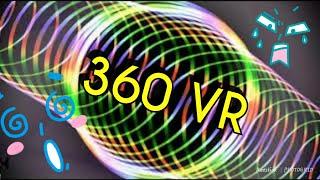 4k BEATS 360vr video (light show)